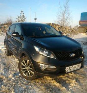 Автомобиль Kia Sportage 3