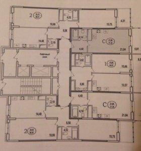 Квартира-студия 31 кв м