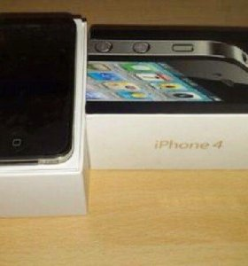 Iphone 4 16 GB обмен