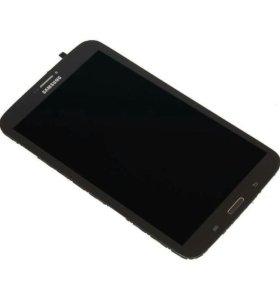 Новый ДИСПЛЕЙ с рамкой Samsung Tab3 T110-113