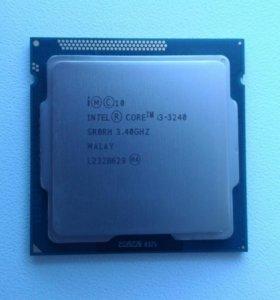 Intel Core i3-3240 (S1155/3.4 ГГц/3 Мб/2 ядра)