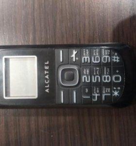 Телефон с эмблемой НКНХ