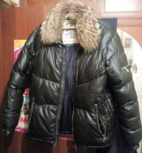 Куртка зимняя-мужская