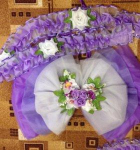 Свадебный набор для украшения а-м