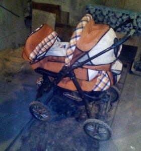 Детская коляска- Трансформер.