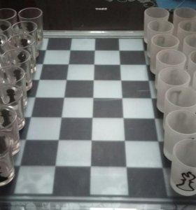 Шахматная доска.