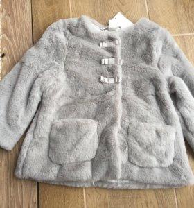 Продам курточку на девочку HM 92