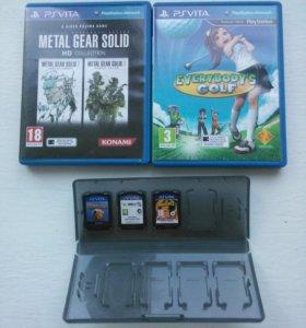 Игры для PS Vita (Возможна отправка почтой