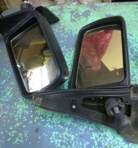 Зеркала на Saab
