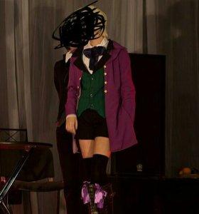 Косплей на Алоиса Транси по аниме Тёмный дворецкий