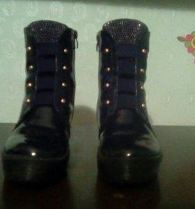 Ботинки женские 37-38