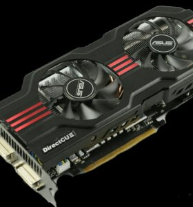 Asus. GTX 560 Ti