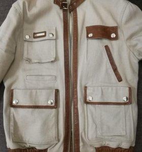 Куртка джинсовая Alessandro Dell'acqua