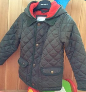 Куртка на флисовой подкладке, Ростовка 98