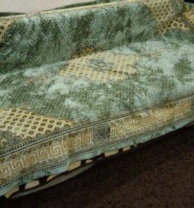 Покрывала на мягкую мебель