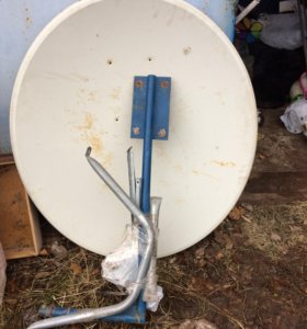 Антена спутниковая Офсета 1,1*0,9 метра.