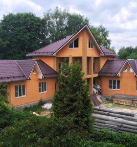 Новый дом в 2х км от МКАД