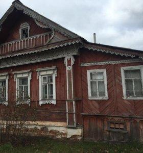 Часть дома