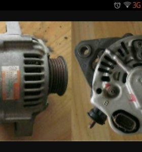 Генератор на тойоту двигатель 4А-FE