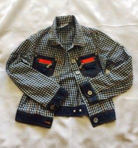Джинсовая курточка D&G