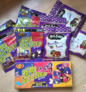 Bean Boozled, Harry Potter, Jelly belly