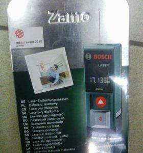Лазерный дальномер zamo plr 20