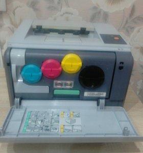 Цветной лазерный принтер Samsung