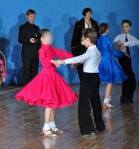 Платье для бальных танцев Д-2