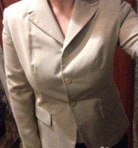 Женский костюма пиджак + юбка