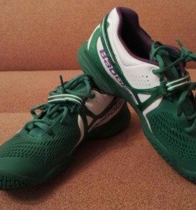 Кроссовки для тенниса хард, трава