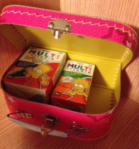 Детские витамины из Европы