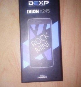 Телефон Dexp ixion x245(RICK MINI)