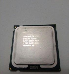 Прооцессор intel xeon L5420 new