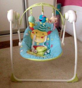 НОВОЕ Детское кресло-качели