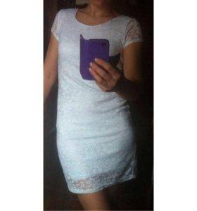 Платье стрейч Оджи