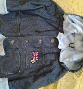 Куртка на 5лет
