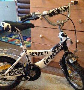 2 Велосипеда детский stels и zippy
