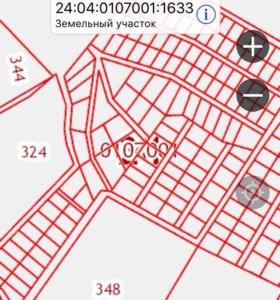 Земельный участок в Березовке ИЖС