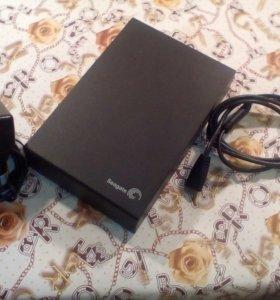 Внешний HDD 1tb Seagate Expansion Desk
