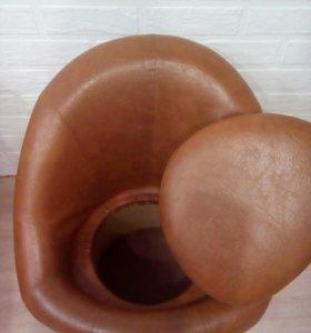 Кресло-пуфик