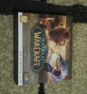 3 диска World Of Warcraft