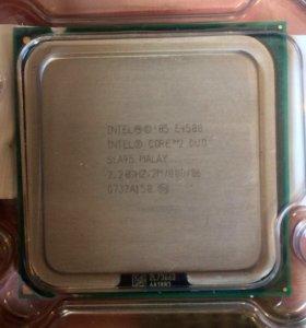 Intel core 2 duo e4500 2,2ghz 775socket