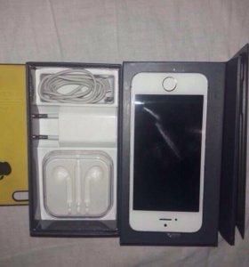 Срочно продам iPhone 5 16gb