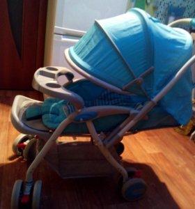 Новая коляска