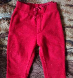 Флисовые штаны (80)