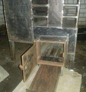 Печь для бани топимойка