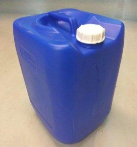 Пластиковые конистры 30литров