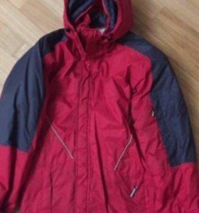 Куртка Ветровка утеплённая adidas