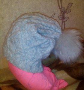 Новая шапка зима.