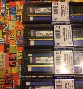 Оперативная память DDR 2 по 2 Гб Kingston